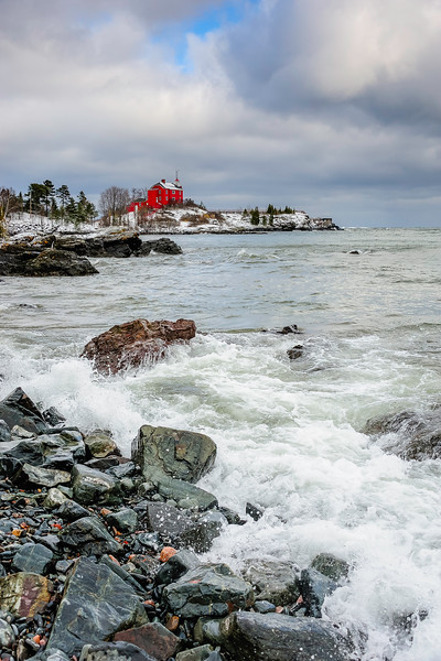 Marquette Lighthouse 02