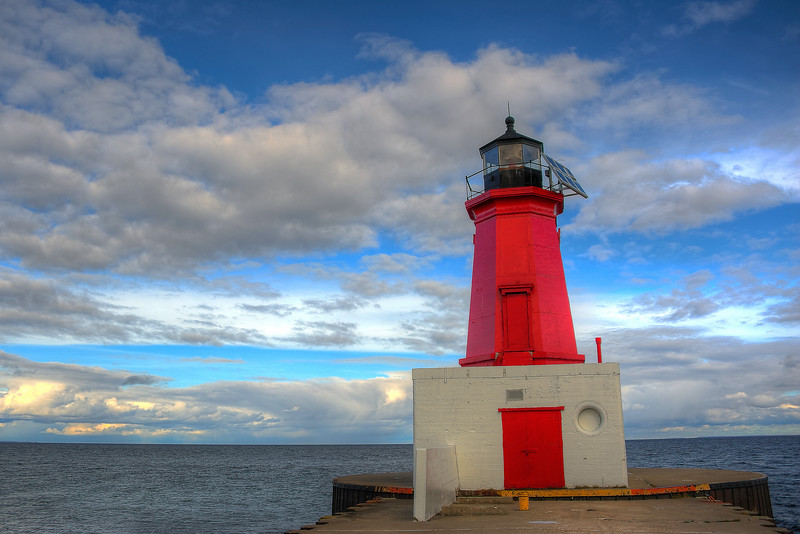 Marinette Lighthouse 01