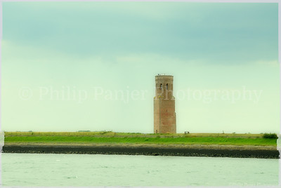 Plompe Toren of Koudekerke on Schouwen-Duiveland