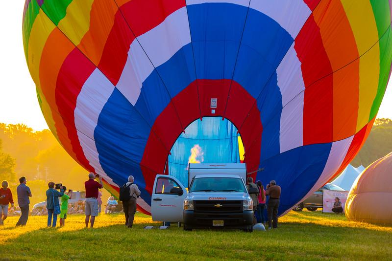 Preakness Ballon Fest