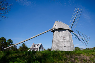 Brewster Windmill - Cape Cod