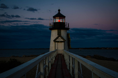 Brant Point Light - Nantucket