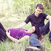 Maternity photos in Bachelor Gulch, Beaver Creek.