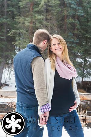 Vail Maternity Photos - Lionshead - Nina and Jordan
