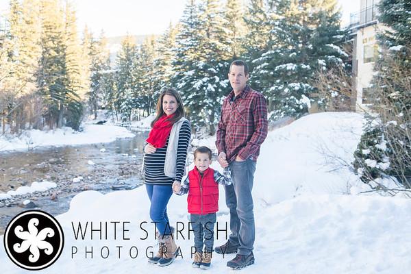 Vail Maternity Photos - Sharp Family