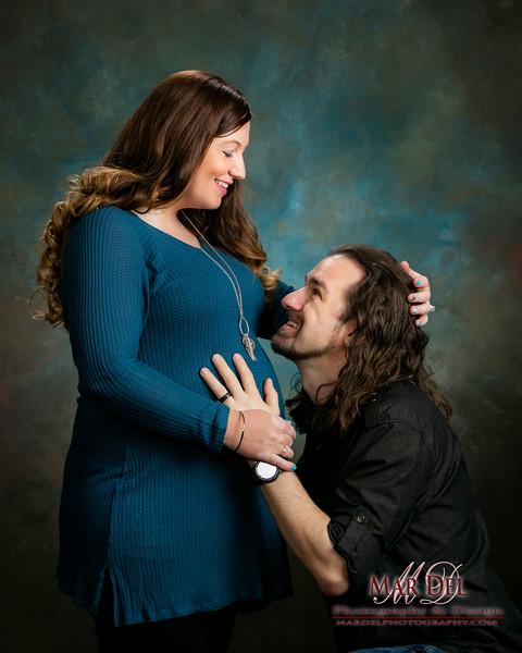 Maternity studio picture