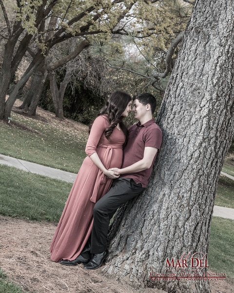 Maternity picture in Murray park