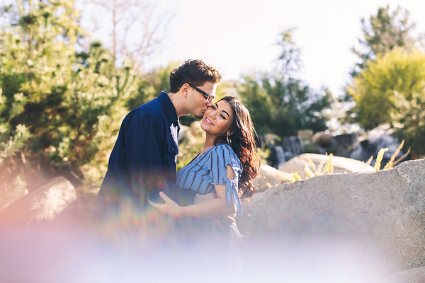 Ryland & Alondra Maternity Session