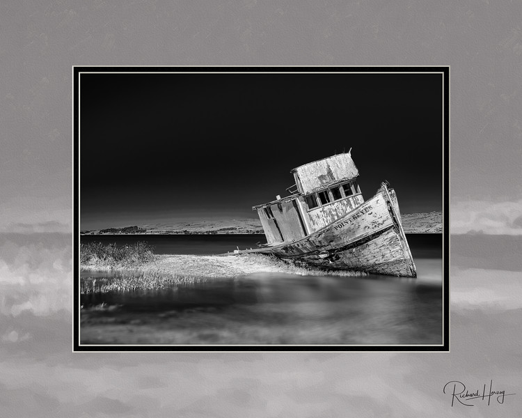 Shipwreck at Pt. Reyes with matt.