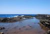 Olivine Pools - at Kahakuloa Bay - Central Maui region