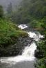 Hanawi Falls (lower) - Northeast island region