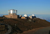 Maui Space Surveillance Site (MSSS) - which includes the Air Force Maui Optical Station (AMOS), the Maui Optical Tracking and Identification Facility (MOTIF), and a Ground-based Elecctro-Optical Deep Space Surveillance (GEODSS) site operated by the US Air Force Space Command - atop Mauna Haleakala - Upcountry region