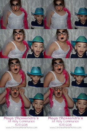 MayaAlessandra's Photo Booth
