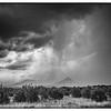 Summer Storm over the Davis Mountains