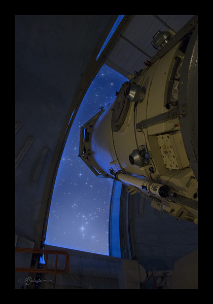 The 107-Inch Telescope