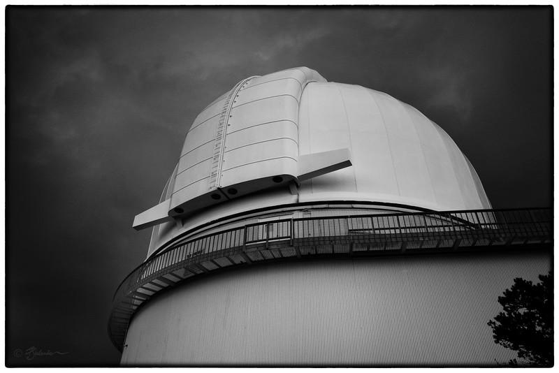 The Harlan J. Smith 107-Inch Telescope