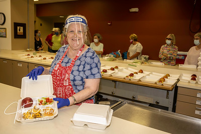 Meals on Wheels, First Baptist Chruch, Southern Pines, N.C.