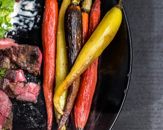 August 9 | Roasted Baby Carrots
