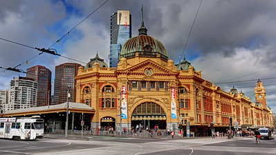 Flinders Street Station, Melbourne (4)