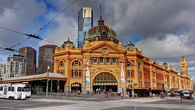 Flinders Street Station, Melbourne (4)