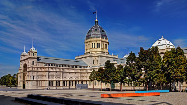 The Great Hall, Royal Exhibition Building  Melbourne  Australia
