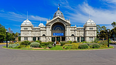 The Royal Exhibition Building, Melbourne (1)