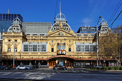 Grand Old Victoria Era, Princess' Theatre  Melbourne