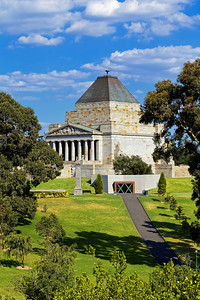 The Shrine of Rememberance, Melbourne