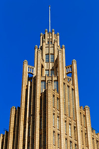 Gotham in Melbourne  Neo-Gothic, Manchester Unity Building