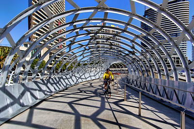 Enter the Webb (Bridge)  Melbourne (1)