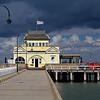 Iconic St Kilda Pavilion,  Melbourne
