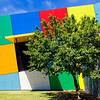 Sunken Cube, Childrens Museum, Melbourne Museum