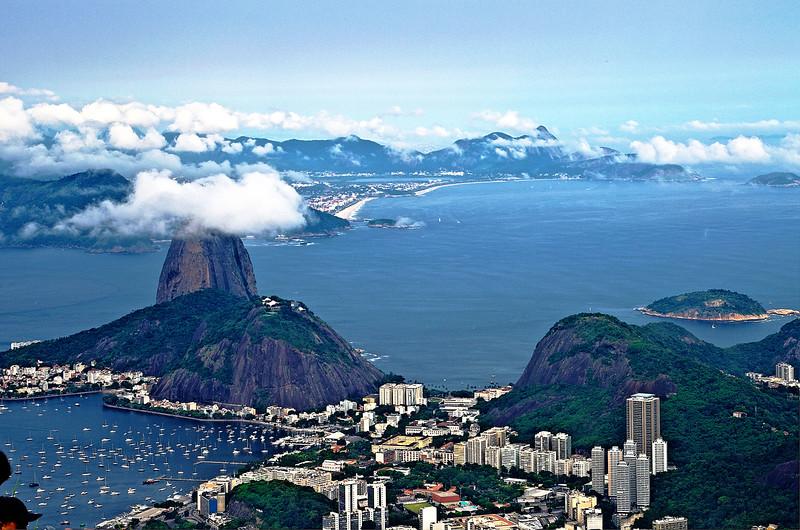 Rio and Sugar Loaf, Brazil