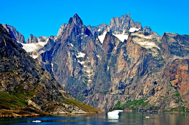Prince Christian Sound, Greenland