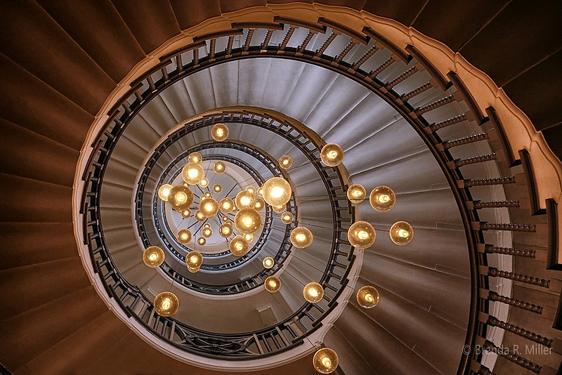 Magic Staircase