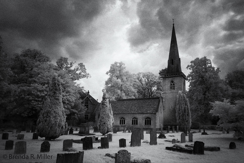 Ghosts in the Cotswolds