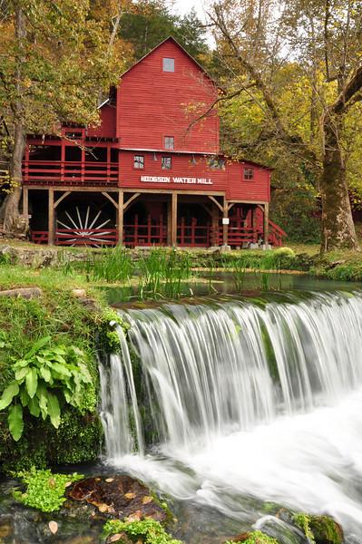 Hodgson Mill near Gainesville AR.