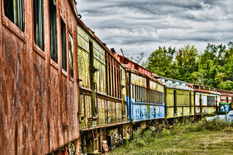 Ghost Train - Heart of Dixie Railroad Museum