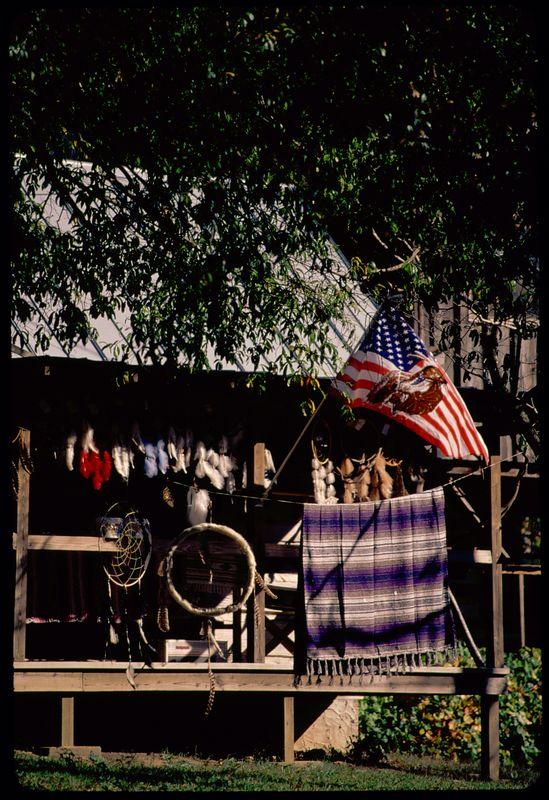 Rustic Cabin, Huntsville, AL 2002