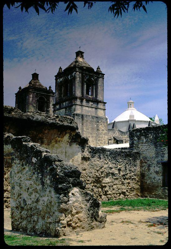 San Antonio Mission 2002