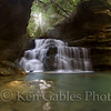Mize Mills Falls, Sipsey Wilderness, Winston County Alabama