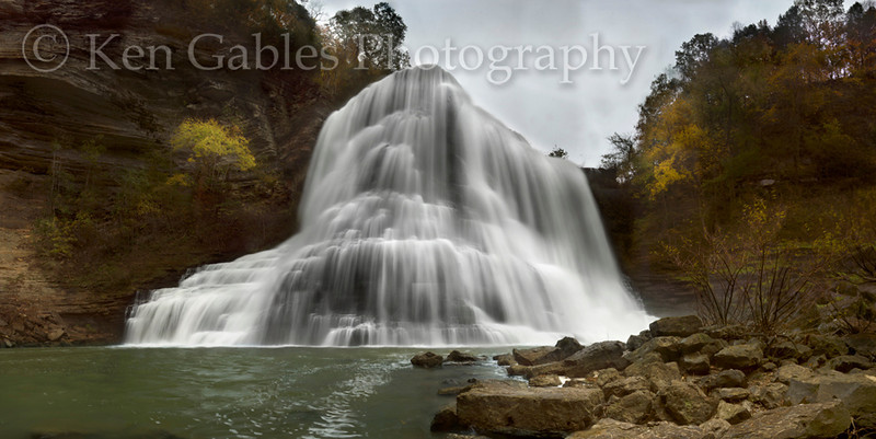 Burgess Falls, Burgess Falls State Park, White County Tennessee