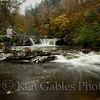Cheaha Falls, Cheaha Creek, Talladega National Forest, Clay County Alabama