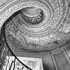 Melk Abbey -  Chapel staircase - Austria