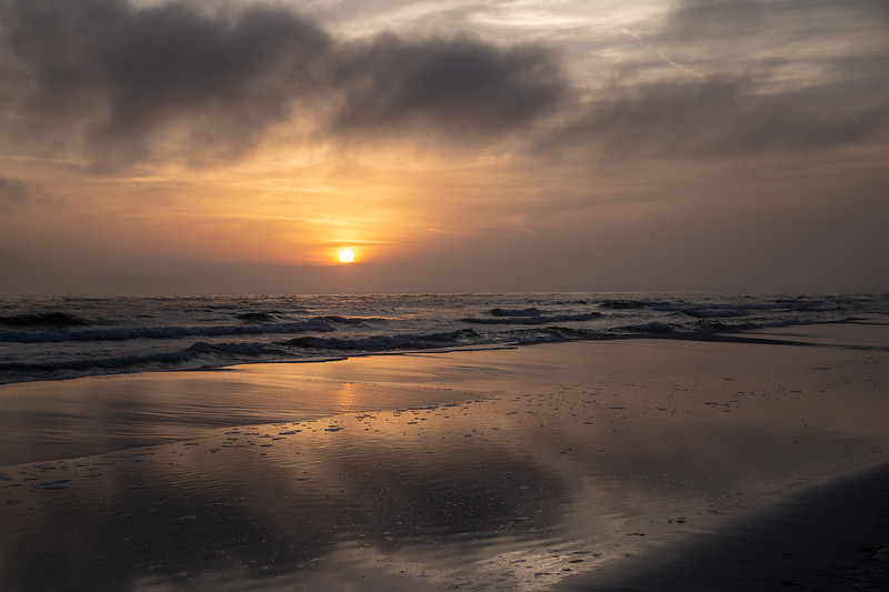 Topsail Hill State Park sunset - Santa Rosa Beach