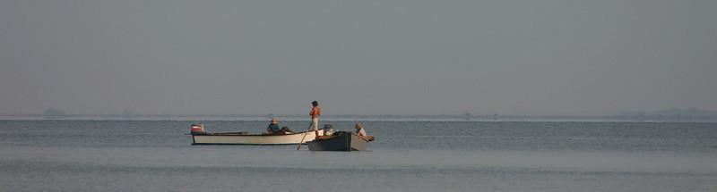 Appalachicola Bay Fishermen