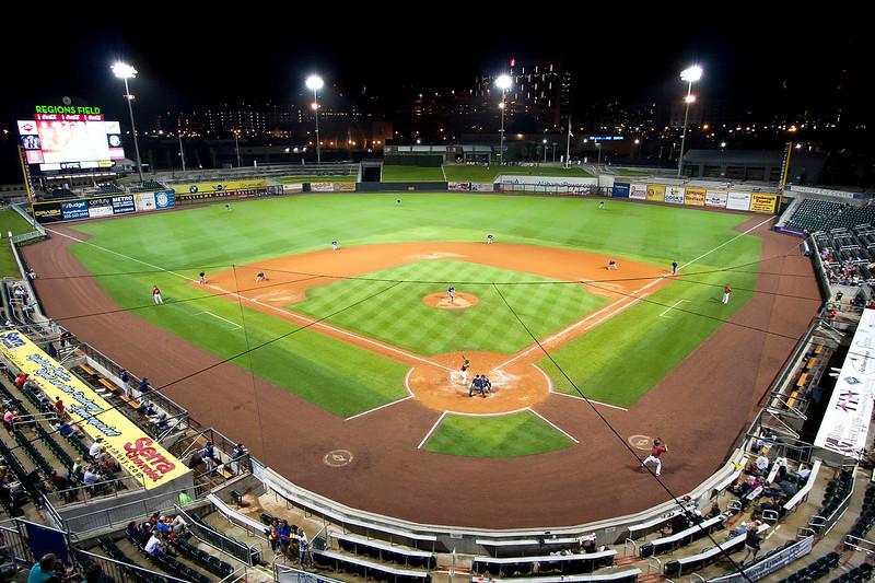 Regions Field: Game On