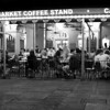 """Café du Monde at Night"""