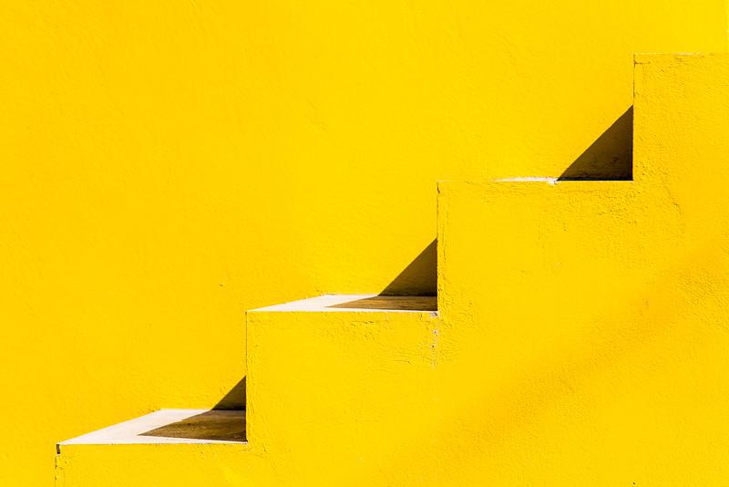 """Yellow Steps"""