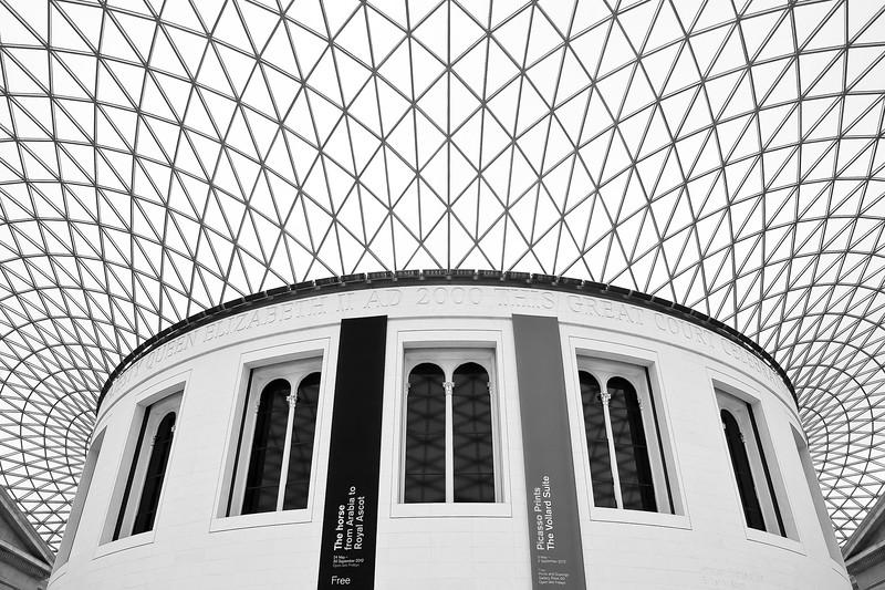 """""""British Museum Lobby"""""""